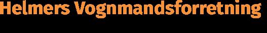 Helmer's Vognmandsforretning