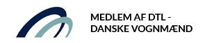 Medlem af DTL - Danske Vognmænd